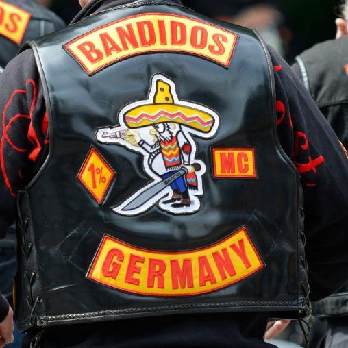 Bandidos-Chef auf der Straße angeschossen -Razzia bei Hells Angels (Foto)