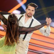 """Verletzungspech bei """"Let's Dance"""": Für Jimi Blue Ochsenknecht ist jetzt Schluss mit Tanzen. (Foto)"""