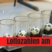"""Das sind die Quoten und Gewinnzahlen von """"Lotto am Mittwoch"""" (Foto)"""