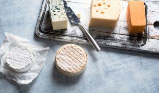 Eine französische Firma ruft Camembert zurück, nachdem E. coli-Bakterien gefunden wurden (Symbolbild). (Foto)