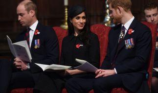 Prinz William hatte Mühe, seine Augen offen zu halten. (Foto)