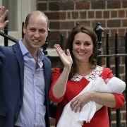 Verplappert! Soll das Royal Baby wie DIESER Fußballer heißen? (Foto)