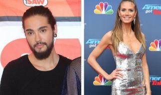 Tom Kaulitz und Heidi Klum sind offenbar ein Paar. (Foto)