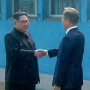 Historisch! Kim Jong Un verspricht Abschaffung von Atomwaffen (Foto)