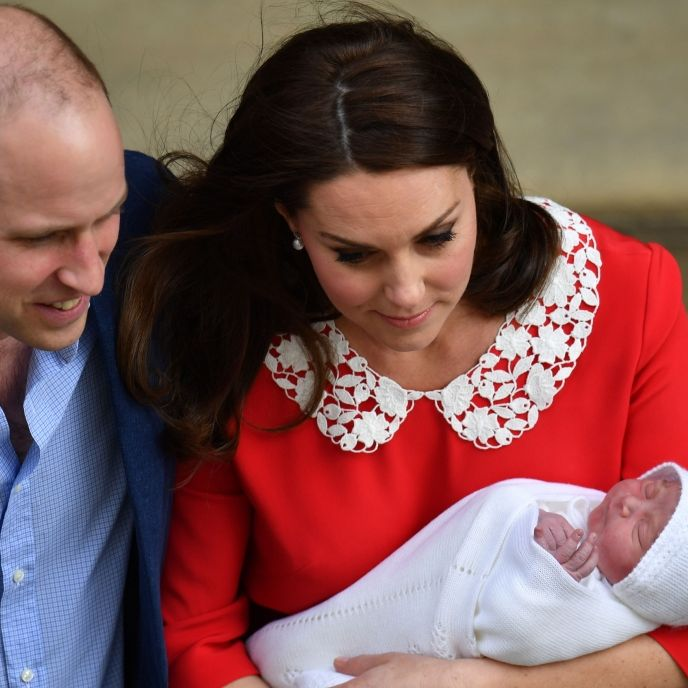 Royal-Baby heißt Louis Arthur Charles - und SO spricht man es richtig aus (Foto)