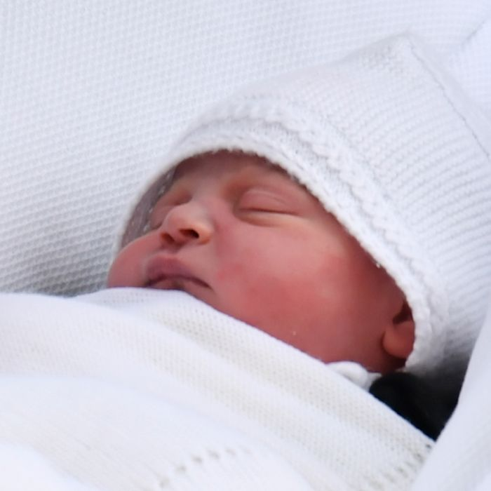 Das prophezeien die Sterne ihrem Sohn Prinz Louis (Foto)