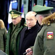 Forscher warnt: HIER könnte Putin die Nato attackieren (Foto)