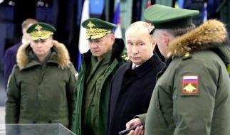 Greift Putin den Ostseeraum an? (Foto)