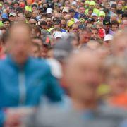 Live dabei bei den Marathons in Hamburg und Düsseldorf (Foto)