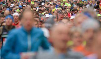 Beim Hamburg Marathon 2018 werden 14.250 Läufer an den Start gehen. (Foto)