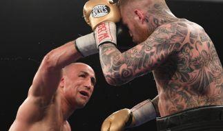Der King ist zurück! Arthur Abraham gewinnt mit Punktsieg gegen Patrick Nielsen. (Foto)