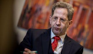 Verfassungsschutzchef Hans-Georg Maaßen berichtet von Rückreisen aus Syrien und dem Irak. (Foto)