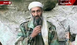Al-Kaida-Anführer Osama bin Laden wurde2011 getötet. (Foto)