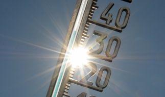 Für Mai 2018 rechnen die Meteorologen vom Deutschen Wetterdienst (DWD) mit sommerlichen Temperaturen bis 31 Grad. (Foto)