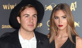 Fußballer Mario Götze und seine Verlobte Ann-Kathrin Brömmel werden nach der Fußball-WM 2018 auf Mallorca heiraten. (Foto)
