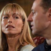 Kate und Gerry McCann suchen auch elf Jahre nach ihrem Verschwinden fieberhaft nach ihrer Tochter Maddie.