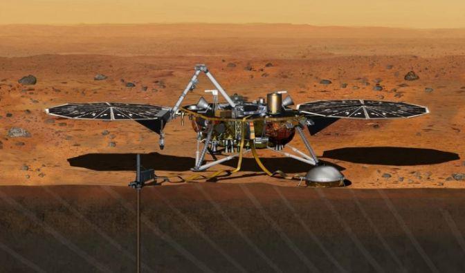 Nasa-Mars-Mission im Live-Stream