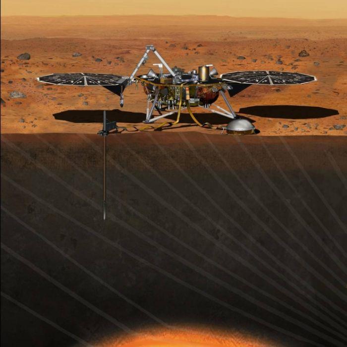 """SO sehen Sie den Start der Mars-""""InSight""""-Sonde live im TV (Foto)"""