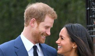 Prinz Harry und Meghan Markle heiraten am 19. Mai 2018 im Schloss Windsor (Foto)