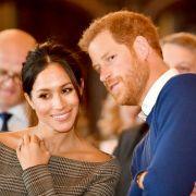 Mitten in den Hochzeitsvorbereitungen: Prinz Harry und Meghan Markle erwarten 800 Gäste zur Trauung und 2.640 Bürger auf dem Schlossgelände in Windsor.