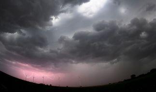 Für Meteorologen ist klar: Im April gab's Extremwetter. (Foto)