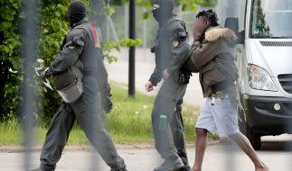 Kann der Mann aus Togo gar nicht abgeschoben werden? (Foto)