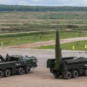 Putin stationiert Raketen an der Ostee - Sie könnten Berlin treffen (Foto)