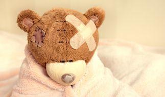In den USA soll eine Zweijährige einen Jungen (1) brutal verprügelt haben. (Foto)