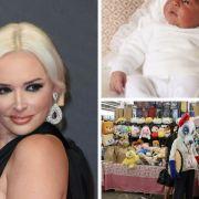 Erste Fotos des Royal Baby // Daniela Katzenberger schwanger? // Superhelden übernehmen Frankfurt (Foto)