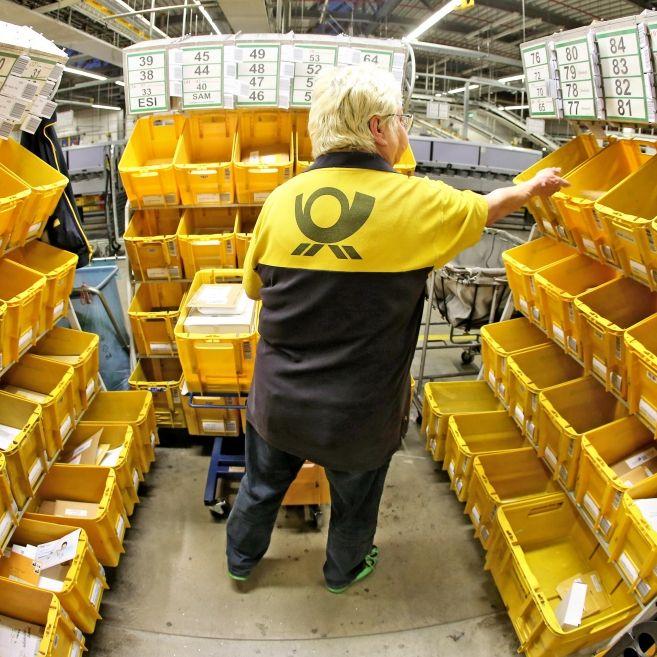 Job weg bei Krankheit! Harte Arbeitsverträge bei der Post (Foto)