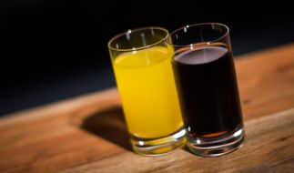 In Südkorea löste ein Glas Cola bei einer Frau eine Ohnmacht und heftige allergische Reaktionen aus. (Symbolbild) (Foto)