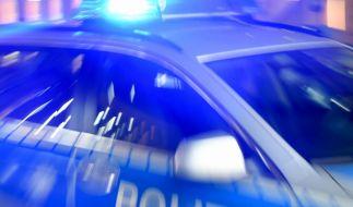 Ein Großaufgebot der Polizei sucht nach drei vierjährigen Mädchen. (Foto)