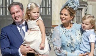 Prinzessin Madeleine und Chris O'Neill leben in London. (Foto)