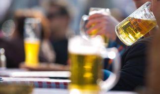Der Alkoholkonsum der Deutschen pro Kopf sinkt. Im Vergleich zu Resteuropa allerdings deutlich zu langsam. (Symbolbild) (Foto)