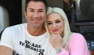 Lucas Cordalis und Daniela Katzenberger sind seit knapp zwei Jahren verheiratet. (Foto)