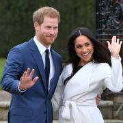 Meghan Markle und Prinz Harry geben sich am 19. Mai 2018 das Ja-Wort. Die Hochzeit zählt zu den Highlights des Jahres.