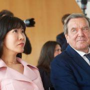 Altkanzler soll laut Medienberichten erneut geheiratet haben (Foto)