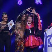 Eleni Foureira (Zypern) und Netta (Israel) haben es ins ESC-Finale 2018 geschafft.