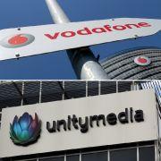 Vodafone will Kabelanbieter Unitymedia übernehmen. (Foto)