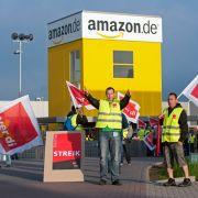 Gibt Amazon nach den Streiks durch Verdi auf? (Foto)