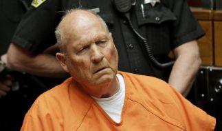 """Joseph James DeAngelo soll als mutmaßlicher """"Golden State Killer"""" in den 70er und 80er Jahren in Kalifornien zahlreiche Morde und Vergewaltigungen begangen haben. (Foto)"""