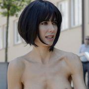 HIER zeigt sie sich ungeniert und vollkommen unzensiert (Foto)
