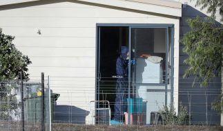Ein Großvater steht im Verdacht seine ganze Familie erschossen zu haben. (Foto)
