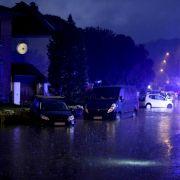 HIER warnt der DWD vor schweren Unwettern (Foto)