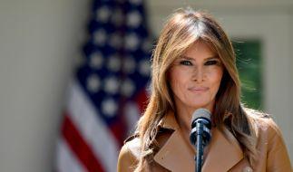 Melania Trump wurde erneut von ihrem Ehemann gedemütigt. (Foto)