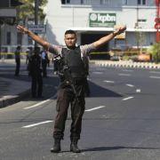 Familien verüben Selbstmordanschläge - viele Tote! (Foto)