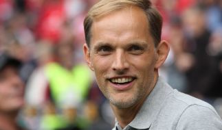 Thomas Tuchel kommt als neuer Trainer bei PSG unter. (Foto)