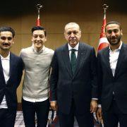 """Böse Kritik nach Erdogan-Foto! Haben sich """"missbrauchen lassen"""" (Foto)"""