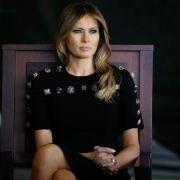 Schock! First Lady wegen Nierenproblemen in Klinik (Foto)