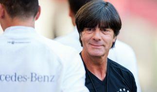 Joachim Löw soll einen neuen Vertrag beim DFB unterschreiben. (Foto)